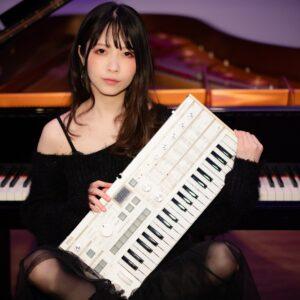 鍵盤屋SAEKOとは何者?本名が珍しい?年齢や身長などプロフィール調査!